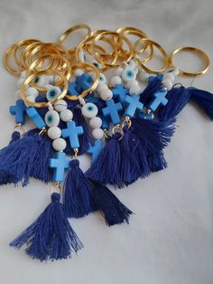 First Communion Favors, Love Challenge, Christening, Greek, My Etsy Shop, Take That, Handmade Items, Color, Manualidades