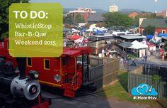 TO DO: WhistleStop 2015 Bar-B-Que Festival via iHeartHsv.com