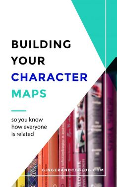 Great Article on Building Character Maps, Could do right in Scrivener for easy reference: