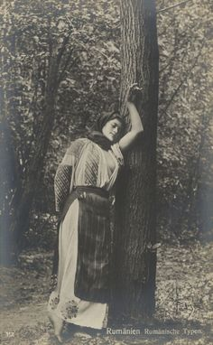 Vintage sexy romanian woman by MementoMori-stock on DeviantArt Romanian Women, Ghost In The Machine, Culture, Historical Pictures, Women In History, Vintage Pictures, Vintage Photographs, Old Photos, Traditional Clothes