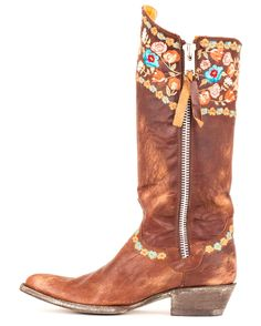 Old gringo cowgirl boots. I need these!