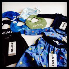 Tøj til Noah