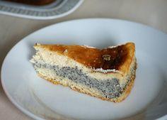 Mohnschmandkuchen - Poppy Cream Cake
