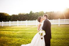 A sweet Southern BBQ wedding celebration complete with sweet tea and moon pies // photo by Nashville Wedding Photographers | Jen & Chris Creed: http://www.jenandchriscreed.com || see more on http://www.artfullywed.com