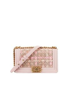 65183d76982 Chanel Cuba, Chanel Sneakers, Tweed, Pink Beige, Pink Chanel Bag, Chanel