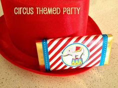 Circus Themed Party decorations