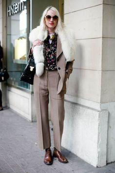 Stole(ing) around.....  #fur #fashion #sunglasses
