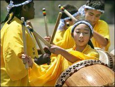 Obon (お盆?) or just Bon (盆?) is a Japanese Buddhist custom to honor the departed (deceased) spirits of one's ancestors.