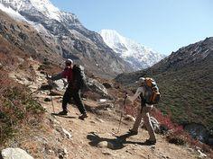 Eco-friendly Treks arrange you Siklis Trekking Nepal Eco-holidays in Annapurna Conservation Area eco destination Nepal with ecotourism principles.