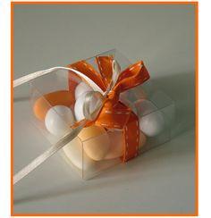 Prima Comunione - Mix Arancio