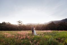 I'm dying over this Port Douglas Wedding at the Sea Temple Resort