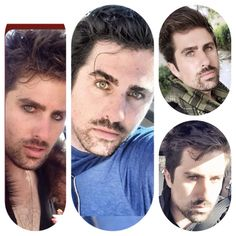 This guy looks like Colin O Donoghue. Wow, and he's not even a OUAT cosplayer