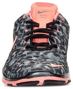 f036a35a5 Nike Women s Free TR Print 3 Cross Training Sneakers from Finish Line    Reviews - Finish Line Athletic Sneakers - Shoes - Macy s