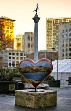 A Heart in San Francisco
