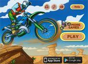 Adventure Bike   Juegos de coches y Motos - jugar Carros online