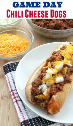 Dogs/Sausages on Pinterest | Hot Dogs, Hot Dog Recipes and Chili Dogs ...