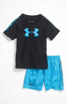 Under Armour Integrity 2.0 T-Shirt & Shorts (Baby) available at #Nordstrom