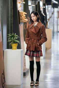 Cute Casual Outfits, Simple Outfits, Penthouse Pictures, Girl Actors, Girl Korea, Black Pink Kpop, Kpop Fashion Outfits, Korean Actresses, Pent House