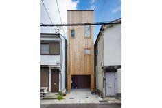 藤原・室 建築設計事務所 神戸の小さな家 http://www.kenchikukenken.co.jp/works/1085477397/407/