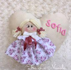 Un preferito personale dal mio negozio Etsy https://www.etsy.com/it/listing/546330340/fiocco-nascita-bambola-sul-cuore-misura