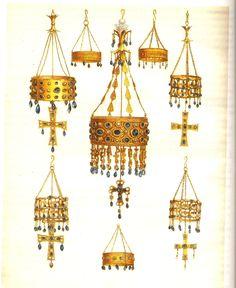 Que belleza de coronas!!!!!!!