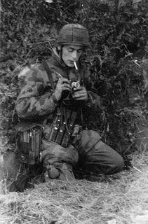 "German ""Kriegsberichter"" Toni Schneiders (France 1944)"