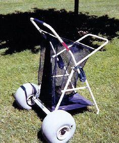 Beach+Wagons+For+Sale | Beach Carts - Wonder Wheeler Kits