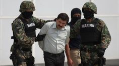 World's Most Wanted Drug Lord Captured In Mexico