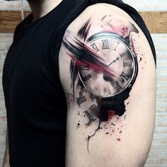 Graphic Style Tattoo From Stoy!