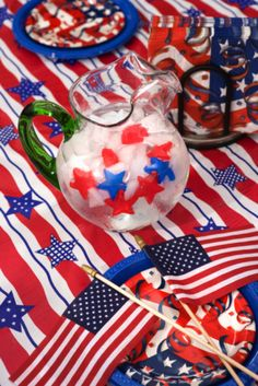Summer Entertainment Checklist for the perfect 4th of July BBQ!