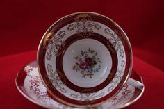 Vintage Royal Grafton Teacup  English Tea Cup  by TeaAttheBrits, $49.00
