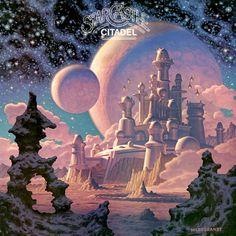"""GREG & TIM HILDEBRANDT:""""CITADEL"""" - STARCASTLE (1977)- Download:Citadel - Starcastle- Amazon:Citadel- Vinyl:CITADEL LP UK EPIC 1977"""