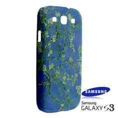Van Gogh Almond Blossom Tree Art Painting Samsung Galaxy S3 Hardshell Case Cover - PDA Accessories
