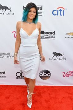 Kylie Jenner at the #BBMAs  Billboard Music Awards | Photo Gallery: Women on the Red Carpet at the BBMAs