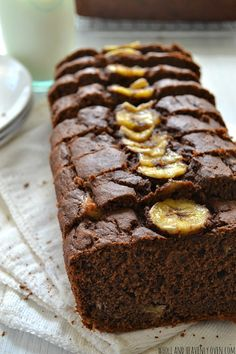 Chocolate Banana Bro
