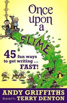 Booktopia has Once Upon a Slime, 45 Fun Ways to Get Writing Fast! by Andy Griffiths. Buy a discounted Paperback of Once Upon a Slime online from Australia's leading online bookstore. Creative Writing For Kids, Cool Writing, Writing Ideas, Boomerang Books, Book Reviews For Kids, Writing Activities, Teaching Writing, Teaching Resources, Book Lists