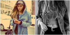 The denim jacket is a must in our wardrobe. This stay in the top year over year. Why we love it so much?  #love #jacket #denim