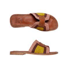 """women raffia sandals, handmade """"GAÏA pétale"""", summer shoes"""