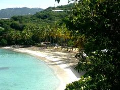 Water Island of the U.S. Virgin Islands has a small residential community of just 200 people.