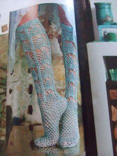 Sunday inspiration: Knit socks,vogue - Wildfox inspiration for artists - Inspiration for artists from Wildfox Couture