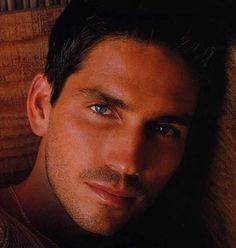 Jim Caviezel...Definitely one of my favorite actors, though he is not very well known. SO hot, and he played Dantes in the adaption of one of my favorite books of all time. Sigh. So lovely.