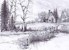 Výsledok vyhľadávania obrázkov pre dopyt drawing pencil nature