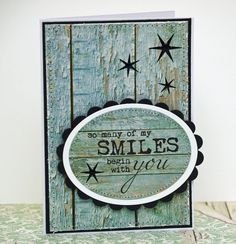 cardmaking with blue bay - Google Search