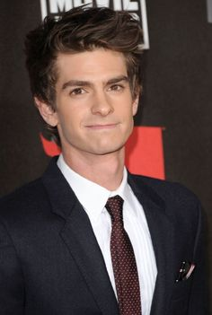 Andrew Garfield. Recently watched 'never let me go' starring this guy. Good, depressing, go watch it. Love him