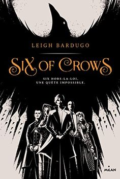 Image result for six of crows cover