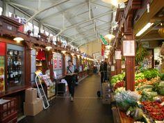 Wrexham, UK Indoor Market