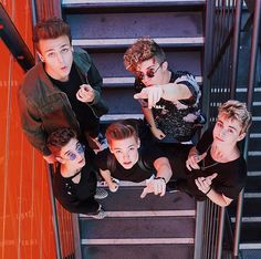 Why don't we: Things are looking up. We are truly blessed with everything that's happening now.