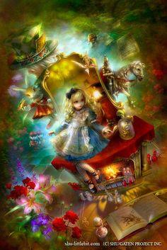 Alice Notion by Shuichi Mizoguchi (Shu)