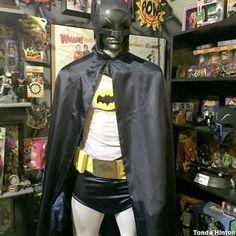 Batman.  Elkhart, Indiana - Hall of Heroes Museum