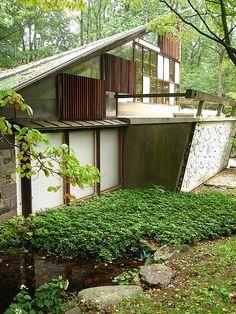 Nakashima house, japanese style
